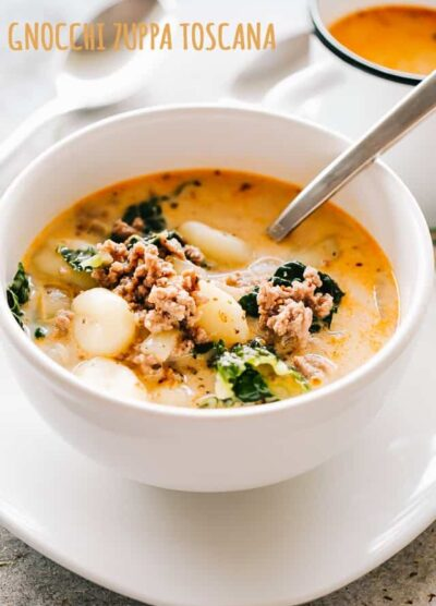 Olive Garden's Zuppa Toscana | Easy Olive Garden Copycat Recipe