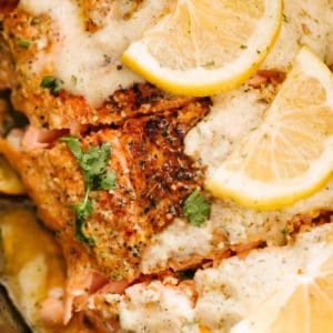 Crock Pot Salmon