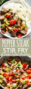 Steak Stir Fry