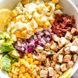 Chopped Egg Salad