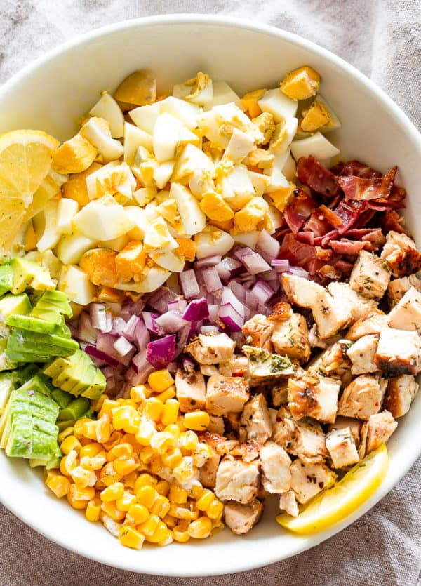 Chopped Egg Salad