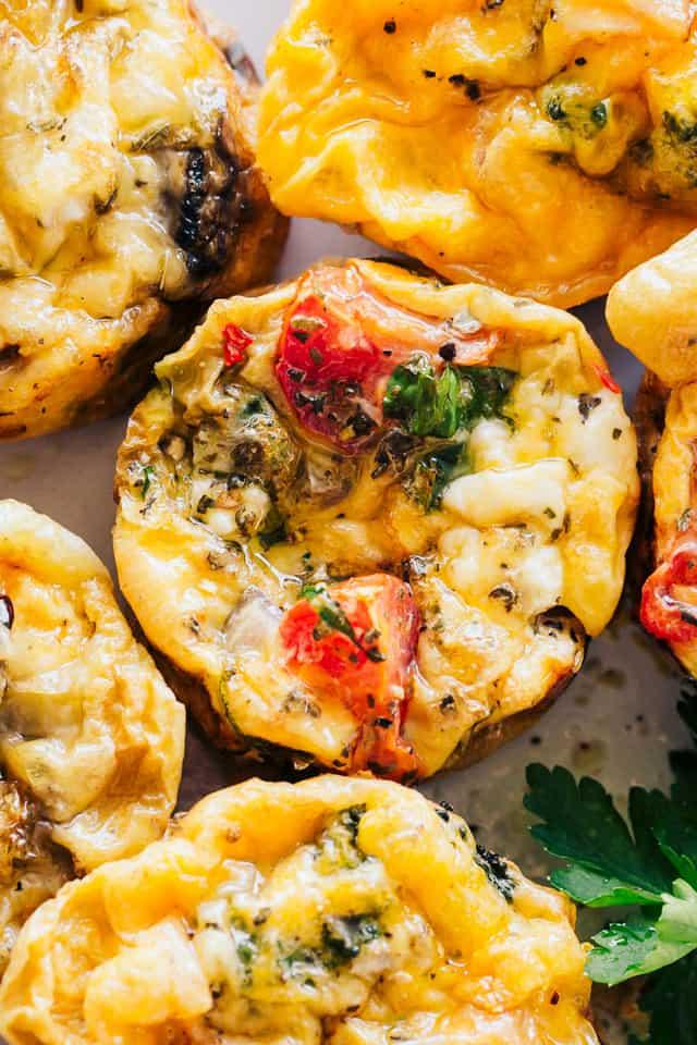 Egg Muffins - Keto Breakfast