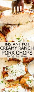 Ranch Pork Chops