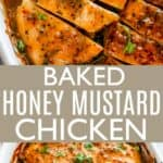HONEY MUSTARD CHICKEN PIN IMAGE