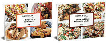 Diethood Cookbooks