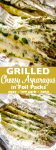 Grilled Cheesy Asparagus Pin Image