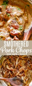 Smothered Pork Chops Pin Image