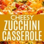 cheesy zucchini casserole lone pinterest image