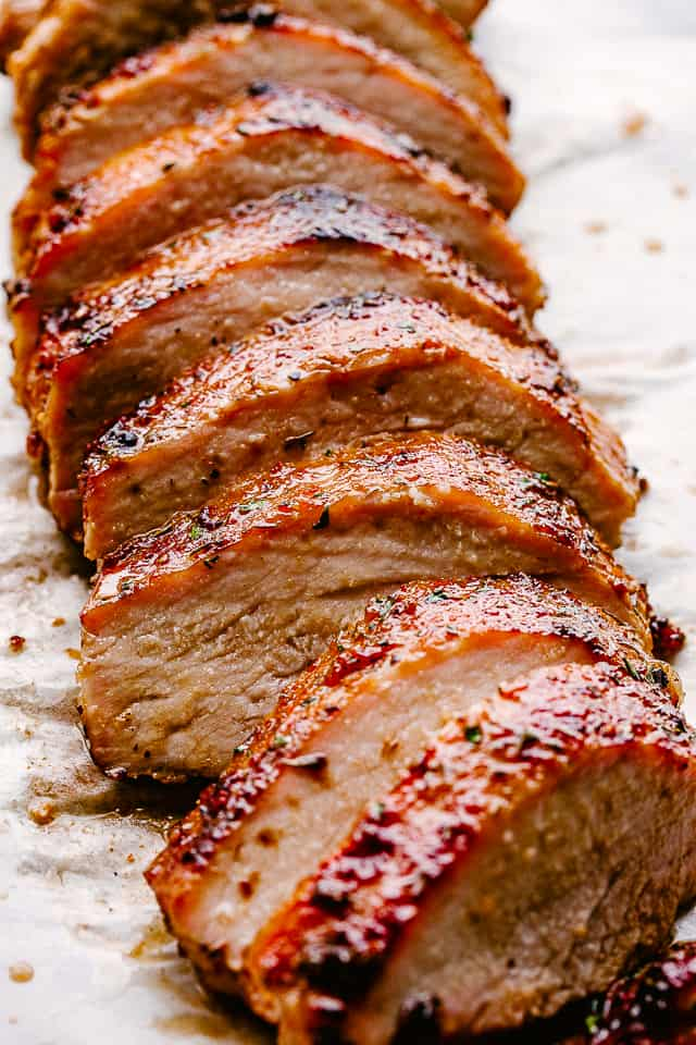 The Best Roasted Pork Loin Recipe How To Cook Pork Loin