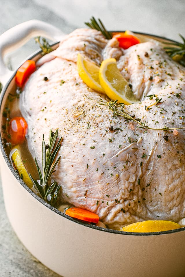 how to brine a turkey step by step guide the best method how to brine a turkey step by step
