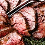 Roast Beef Tenderloin Recipe