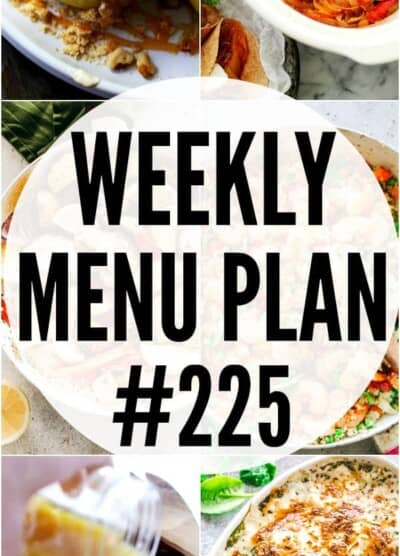 MENU PLAN 225 PIN IMAGE