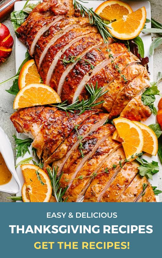 Easy Thanksgiving Recipe Ideas
