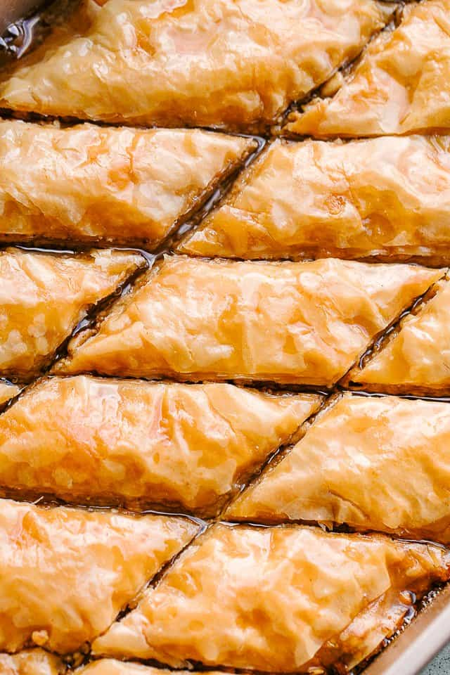My Family S Traditional Baklava Recipe How To Make Baklava