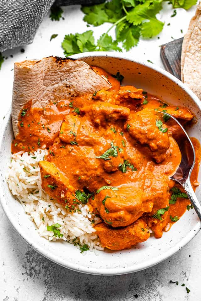Easy Homemade Chicken Tikka Masala Recipe Diethood
