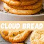 Cloud Bread pinterest image