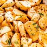 Easy Roasted Turnips