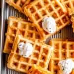 Easy Chaffles Recipe | Low Carb & Keto-Friendly Waffles!