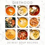 My 20 Best Soup Recipes
