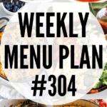 WEEKLY MENU PLAN (#304)