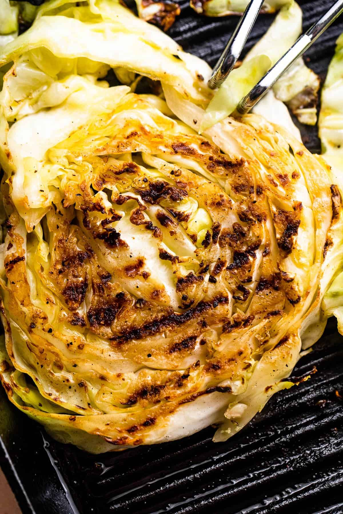 grilling cabbage steaks